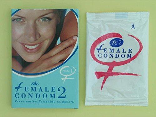 FEMALE CONDOM 2 PRESERVATIVO FEMENINO 1U
